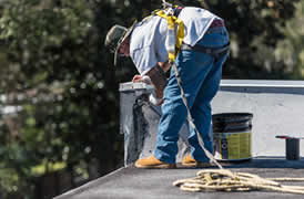 Roof Repairs, Re-Roofs, Re-Covers, and New Construction
